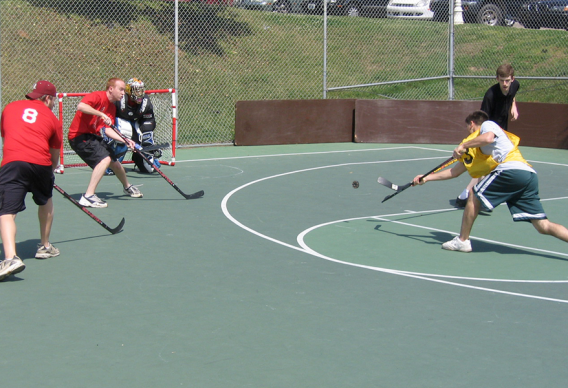 IM Floor Hockey 2005